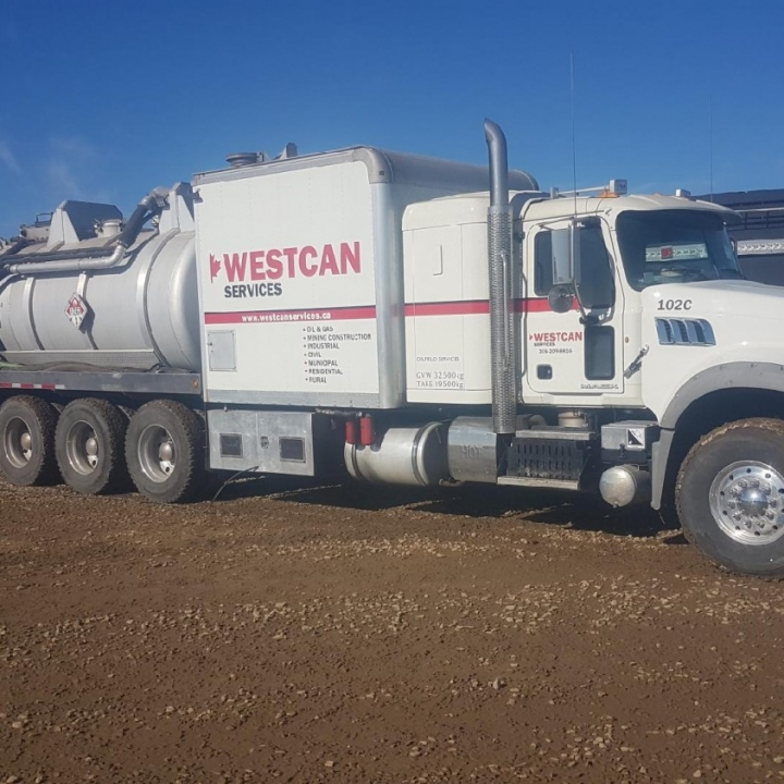 Combo Vac Trucks