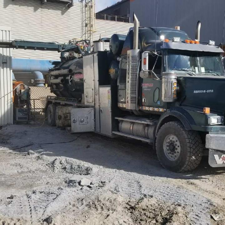 Hydro Vac Trucks