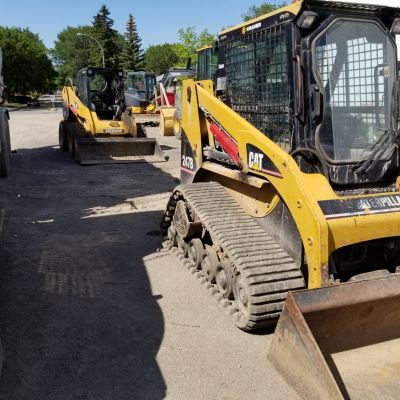 Skid Steer & Loader Services